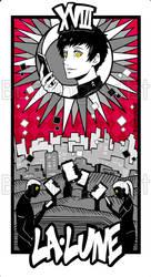 Persona 5 Tarot: Mishima