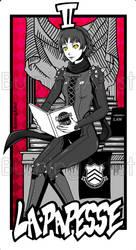 Persona 5 Tarot: Makoto