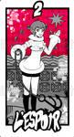 Persona 5: Sophia by BurningArtist