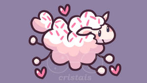 Personal    Heart-shaped Sheep