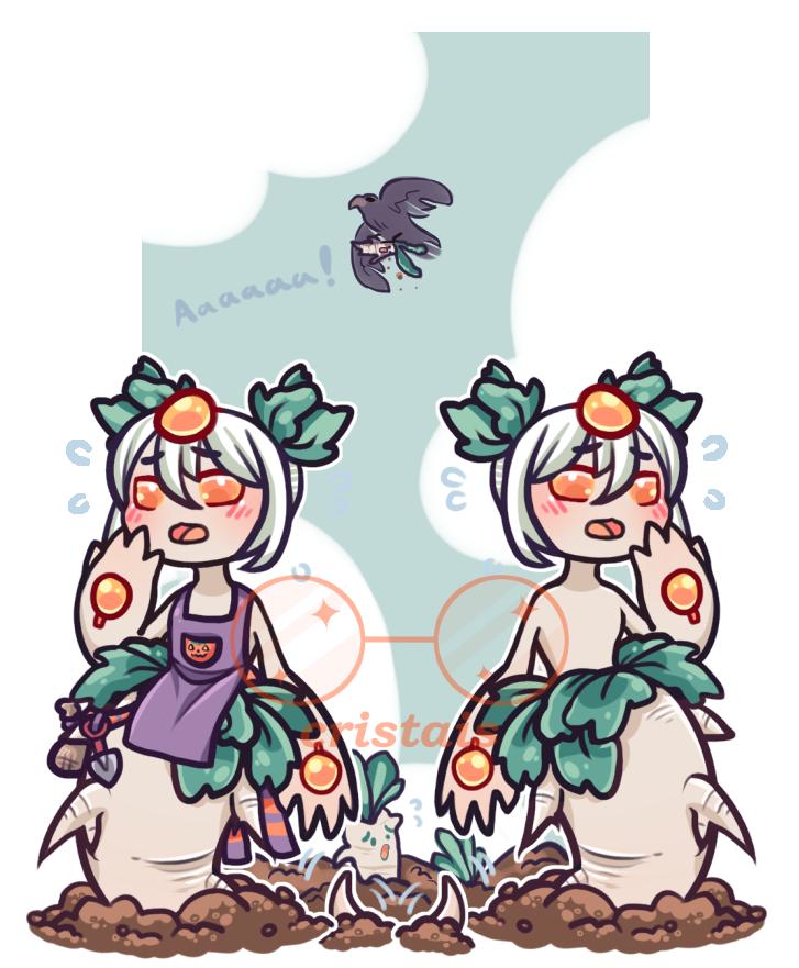 Lythbound    Mandrake Farmer (CLOSED)