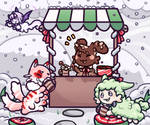 Paca Prompt    Holiday Preparations!