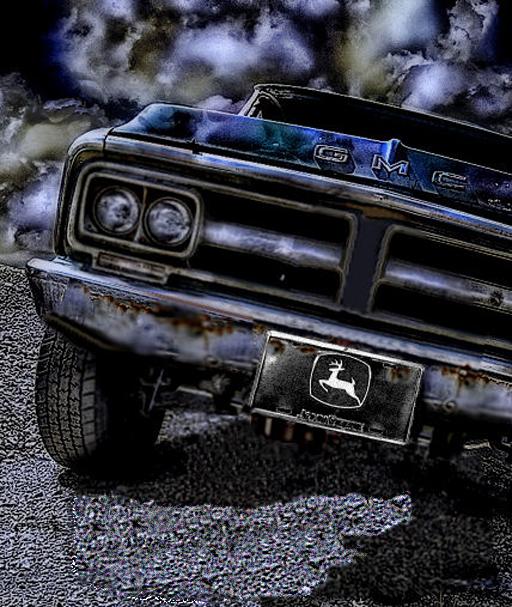 Trev's Truck by kaleecee