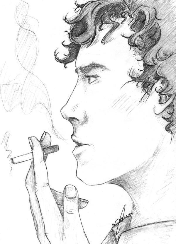 Sherlock - Brainwork by Cazna