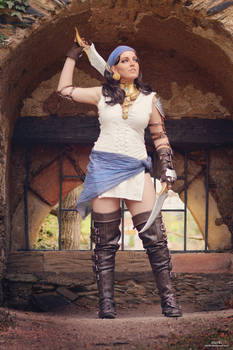 Dragon Age 2 - You Messin' With Me, Sweetheart?