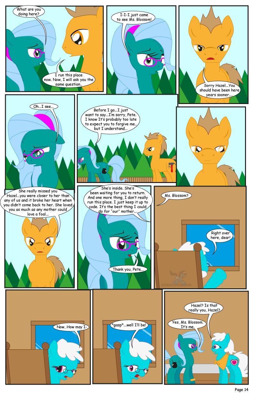 The Greatest Gift: Lulamoon Sonata - Page 14 by Dekomaru