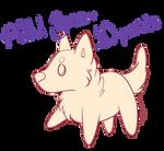 p2u // chibi canine base 10 points!