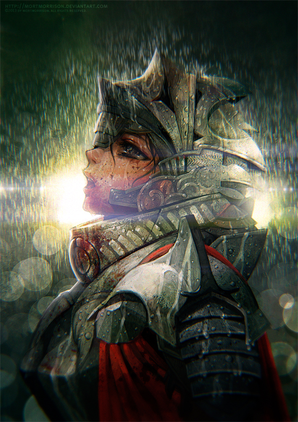 Rain by MortMorrison