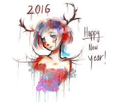 happy new year, 2016