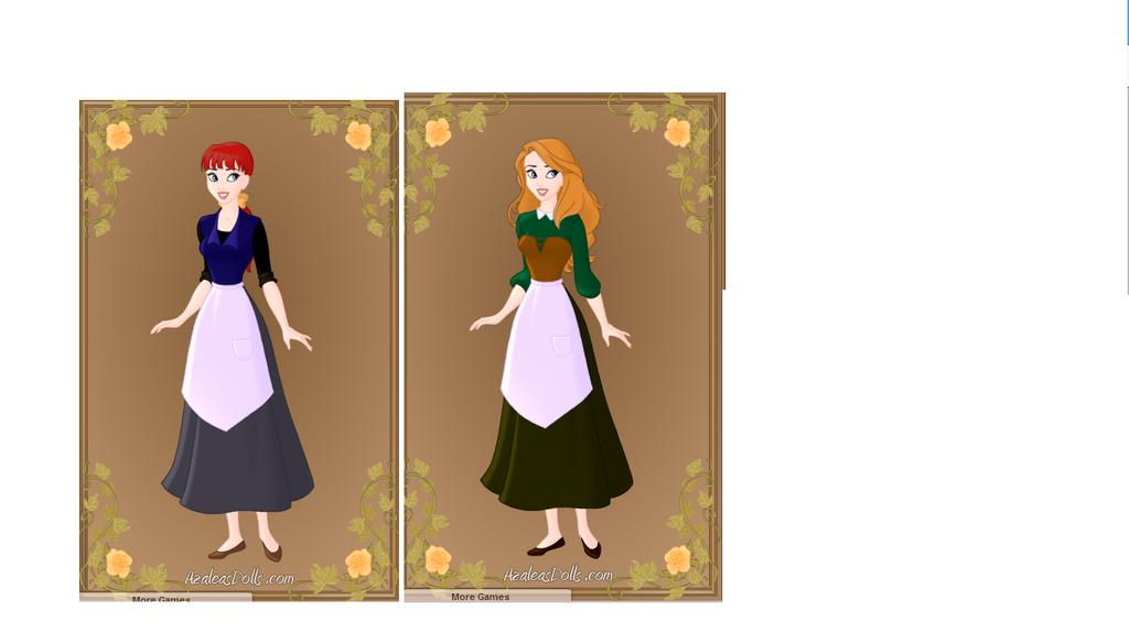 Paige's and Lily's Texas outfits by heart8822