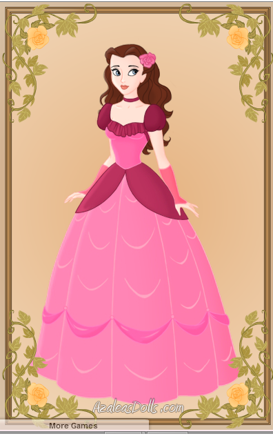 Ashley's gala outfit by heart8822