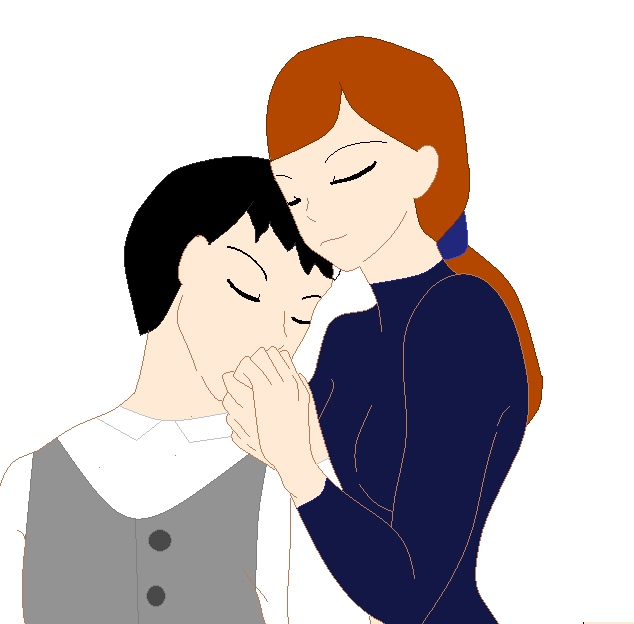 Onceler and Jeanette romance scene by heart8822
