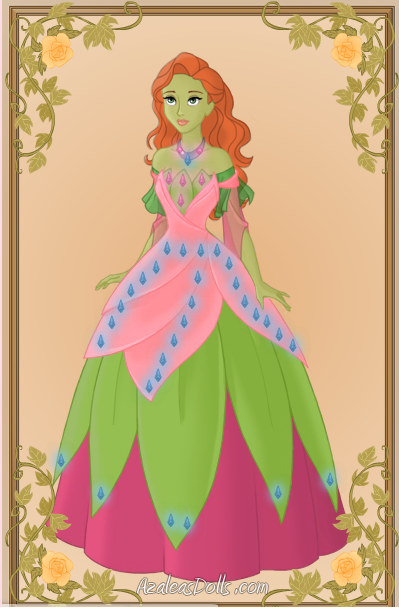 Clover's wow new dress by heart8822