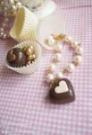 Chocolate Candy bracelets