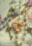 Maiden Garden necklace II