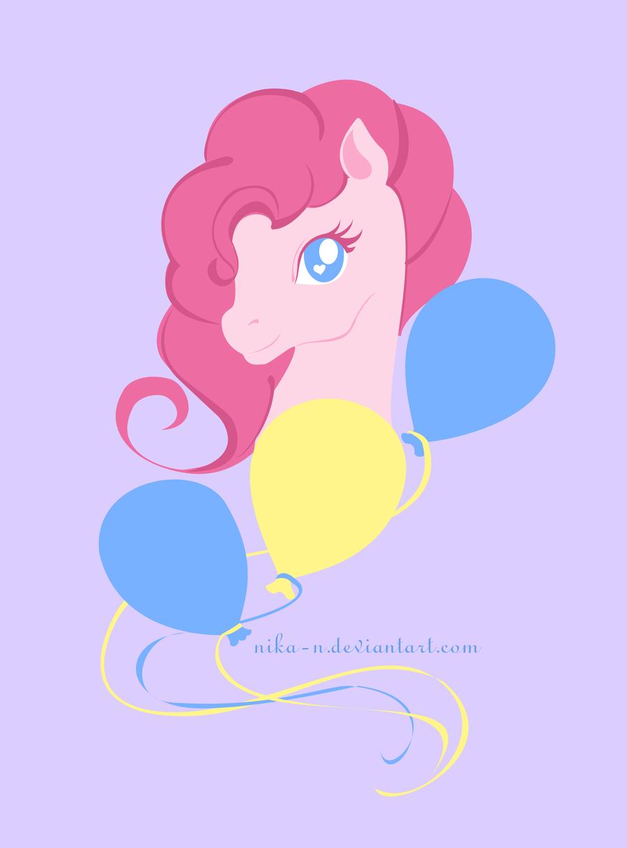 Pinkie Party by Nika-N