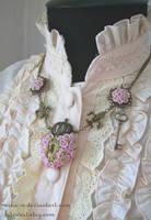 Royal Court Secrets necklace I by Nika-N