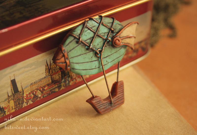 Fantasy Aircraft by Nika-N