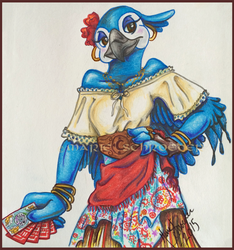Vidalia Blue by ChakotayDgryphon