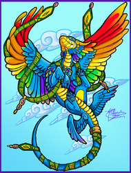 Rainbow Dash...? by ChakotayDgryphon