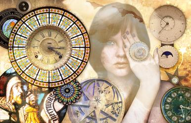 The Wheel Turns by DyanneNova