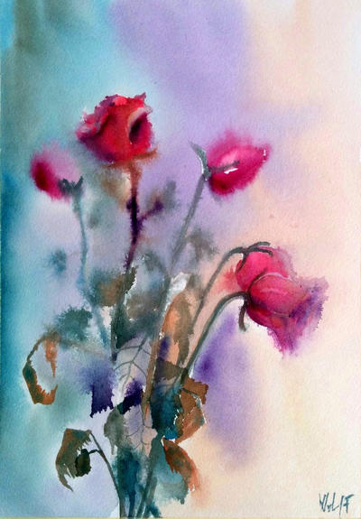 Miniona slawa by MagdalenaWolff