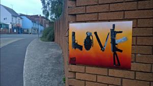 LOVE (FreeArtFriday) by NeverenderDesign