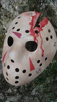 Friday the 13th Part 4 Hockey Mask