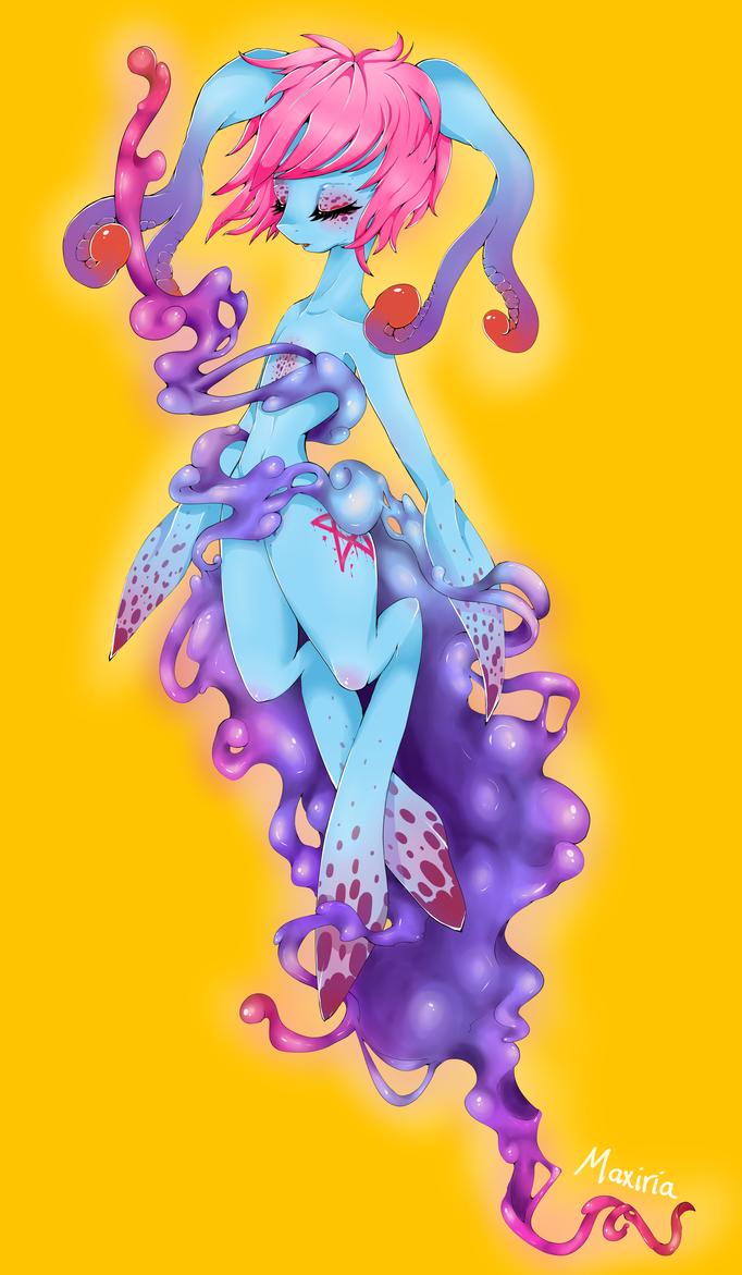 Ctenophorae by Maxiria