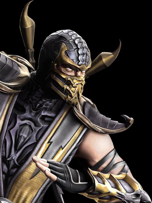 Mortal Kombat 9-Scorpion by NichtElf on DeviantArt