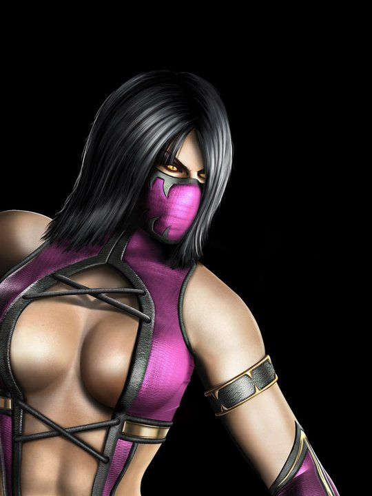 Mortal Kombat 9-Mileena by NichtElf on DeviantArt