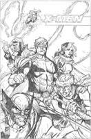 X-Men Final by jessemunoz