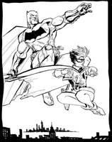 Dark Knight Returns 4000 views by jessemunoz
