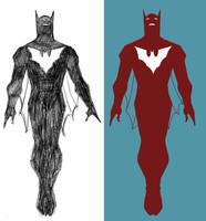 batman beyond by jessemunoz