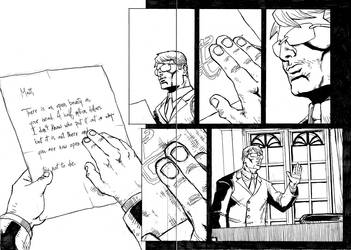daredevil sample pages 3-4 by jessemunoz