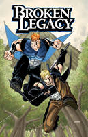 Broken Legacy Cover Colors by jessemunoz