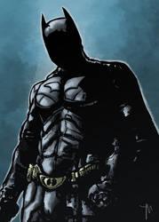 The Dark Knight Rises by jessemunoz