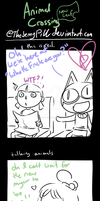 Animal Crossing New Leaf - comic 2
