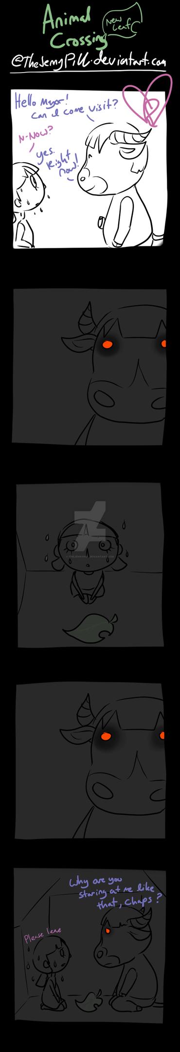 Animal Crossing New Leaf - comic 9