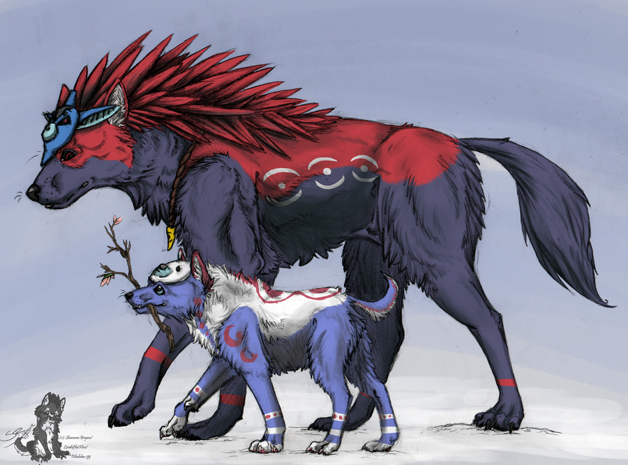 secret okami for fell blackheart by pilialoha 95-d4mb8l3 pngOkami Oki