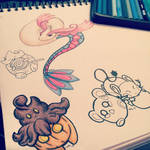 Pokemon Doodle Requests