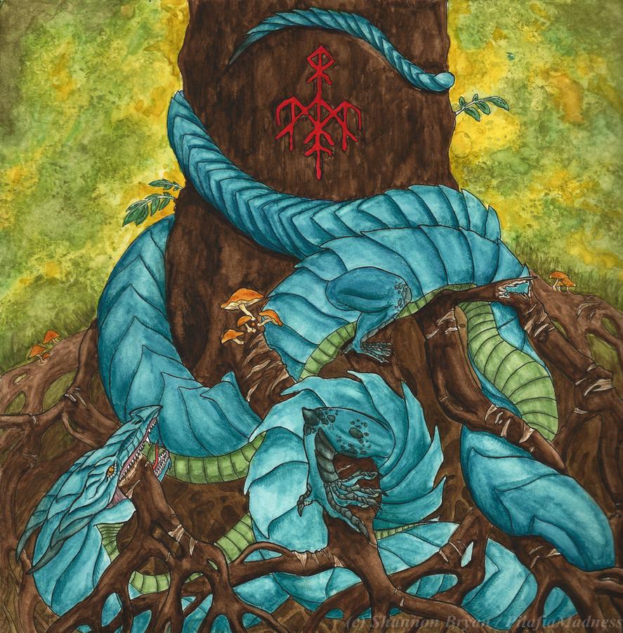 Wardruna - Yggdrasil by PilafiaMadness