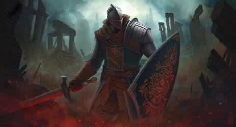 Knight of Astora - Dark Souls