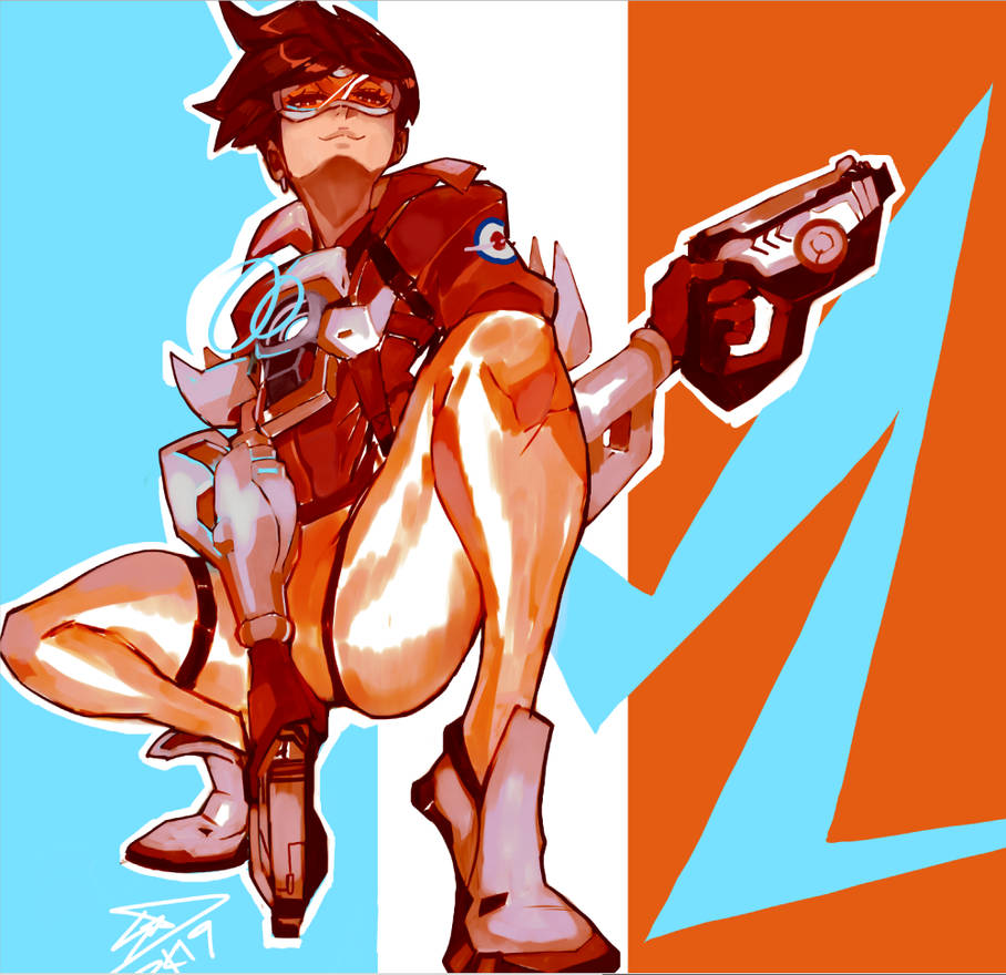 Tracer Pic by liquidxlead