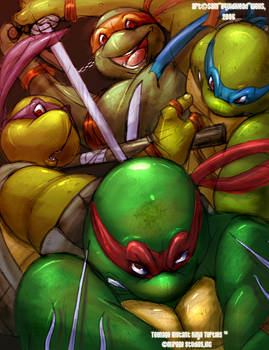 +Heroes in a Half Shell+