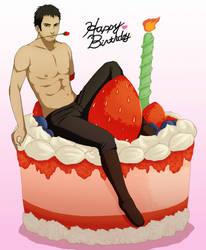 Happy Birthday by KFour9