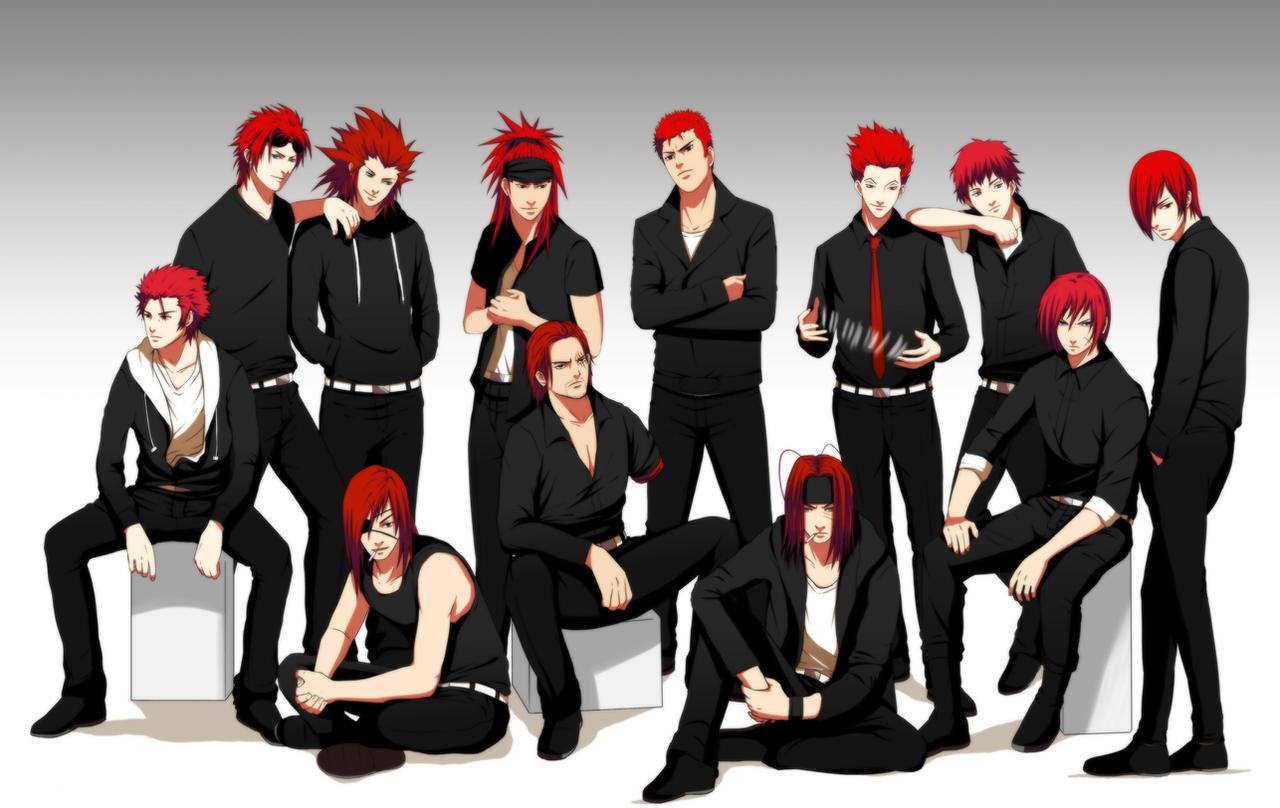 картинки парни из аниме наруто