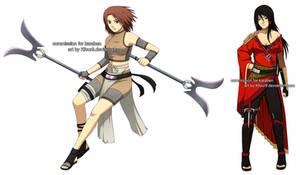 Kasai and Mizu