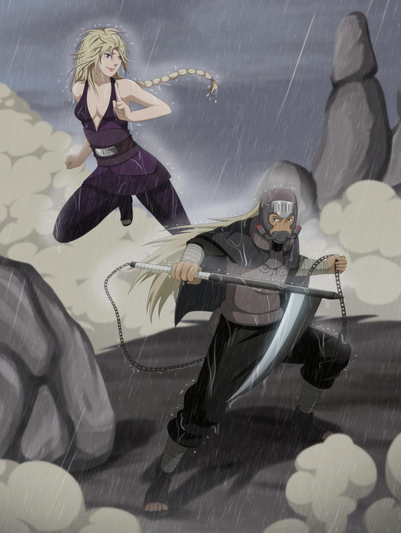 Ambush In The Rain
