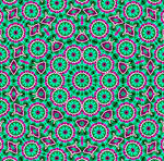 Psychedelic Green